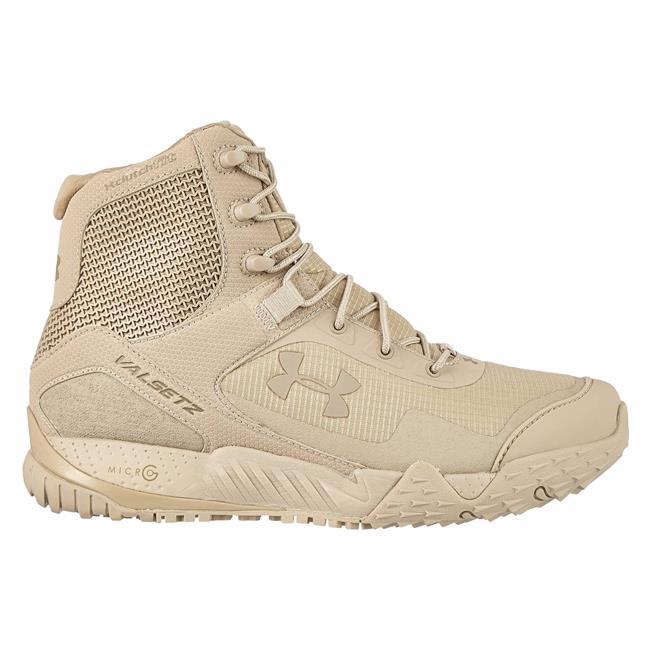 under armour valsetz trail boot tan