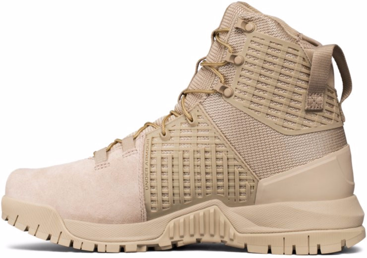 Under Armour Ua Tan Stryker Tactical Boots