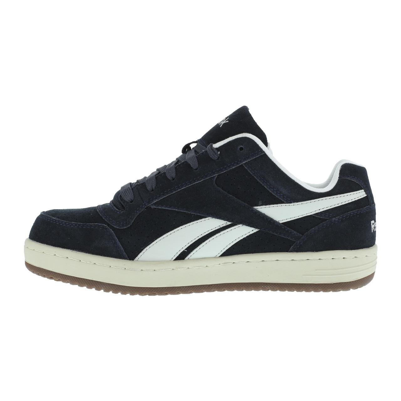 reebok suede skateboard shoes steel toe rb1920
